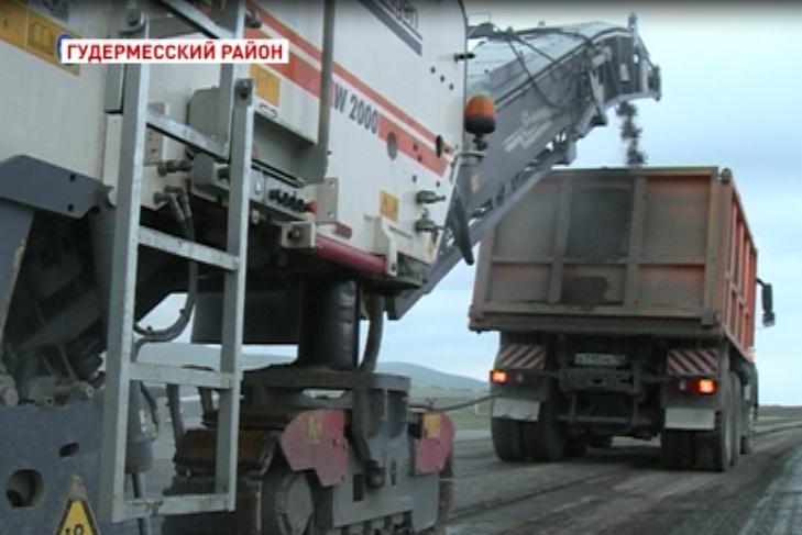 Реконструкция федеральной трассы «Кавказ» идет полным ходом