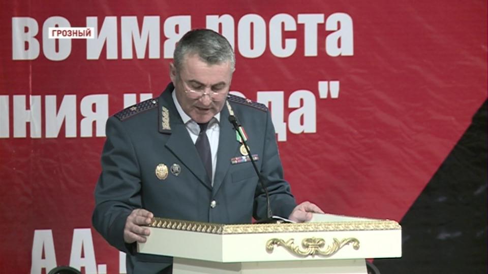 Праздники и будни налоговой службы Чечни - итоги года