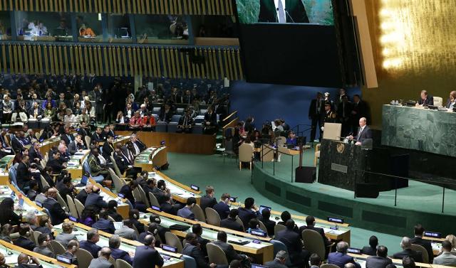 В Кремле подтвердили выступление Путина на Генассамблее ООН