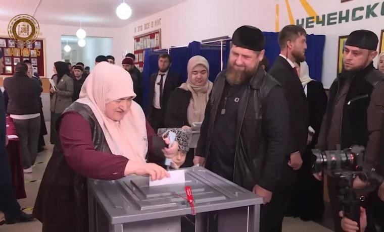 Рамзан Кадыров: Даже в самые тяжелые времена наш народ принимал активное участие в голосовании
