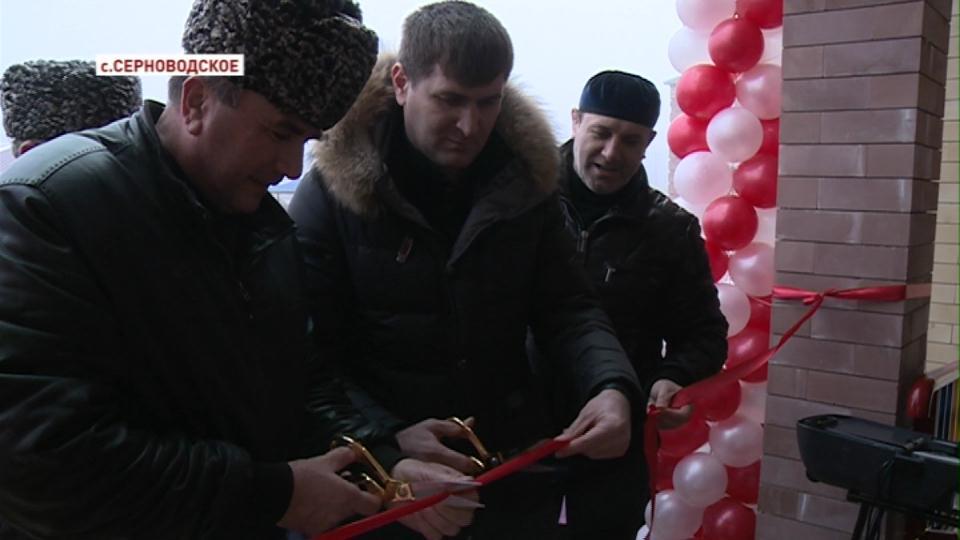 В Сунженском районе открылись новые детские сады