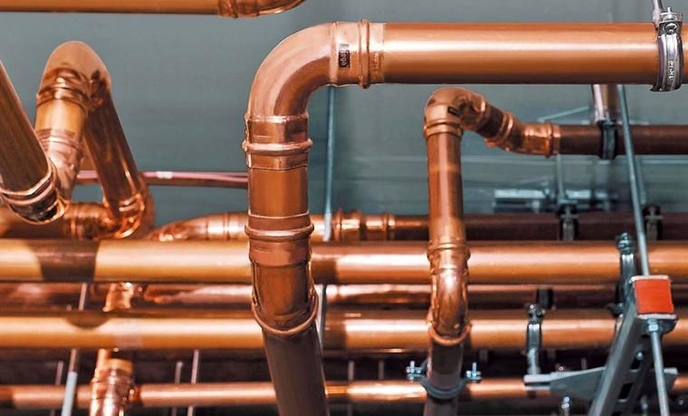 В текущем году в ЧР заменят 300 км водопроводных линий