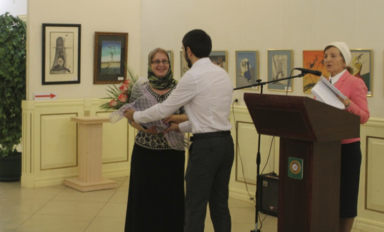 В Грозном открылась выставка ко Дню народного единства