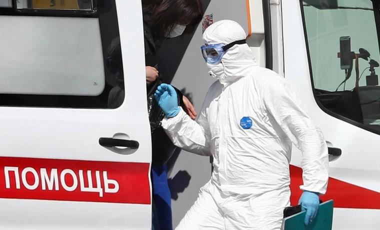 В России за сутки выявили 8 183 случая заражения COVID-19