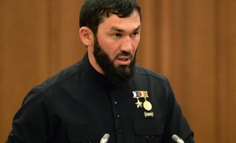 Даудов: Представители ЧР всегда готовы сесть за стол переговоров с коллегами из братского Дагестана