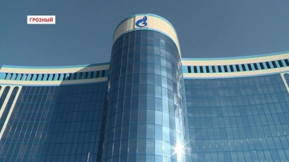 В Грозном строятся два многоквартирных  дома для сотрудников компании «Газпром»