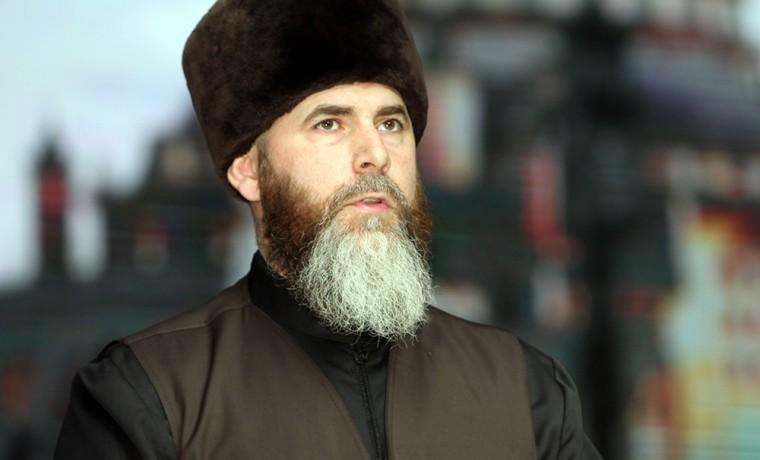 Муфтий ЧР поздравил мусульман с с наступлением  нового 1443 года по хиджре