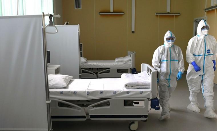 В России выявили 24 471 случай заражения COVID-19 за сутки