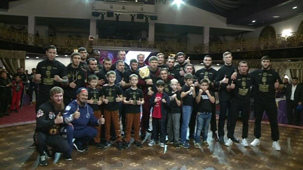 Рамзан Кадыров: UFC боится нас