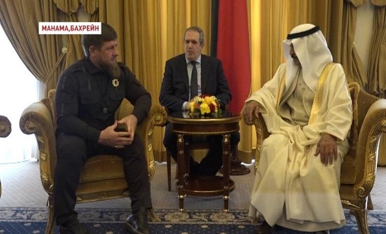 Бахрейн и Чечня намерены сотрудничать в области инвестиций, экономики и социальной сферы