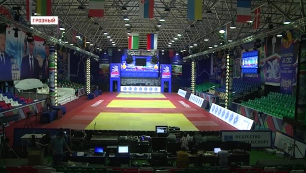 Чеченские спортсмены готовятся к Международному турниру по дзюдо памяти Хусейна Исаева