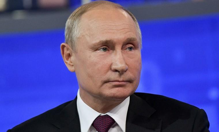 Телетрансляцию прямой линии с Путиным 30 июня смотрели более 6,3 млн россиян