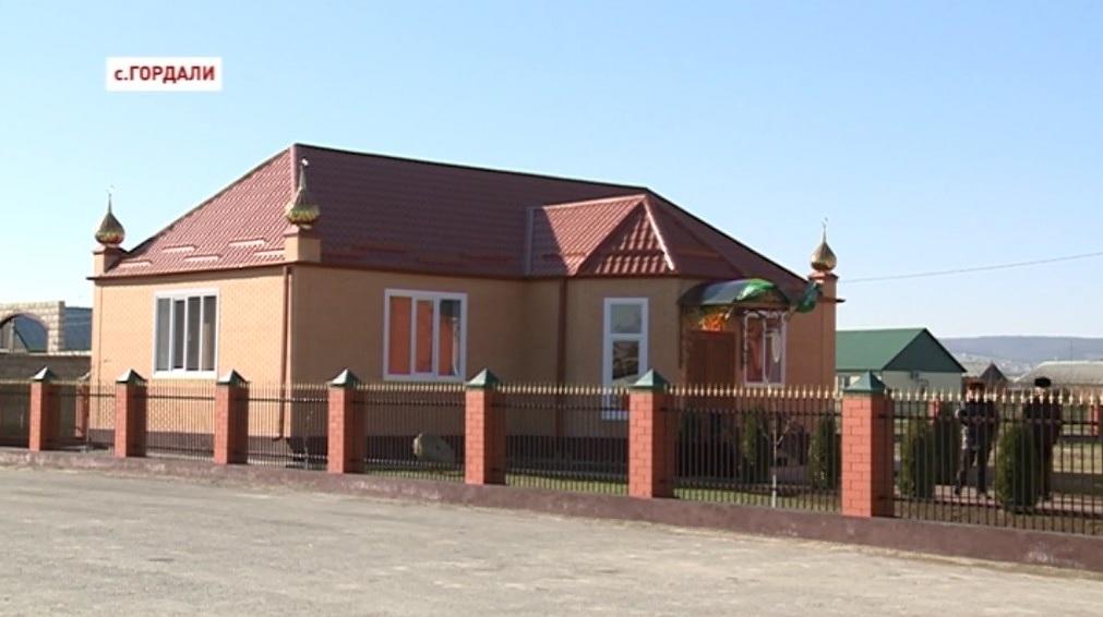 В Ножай-Юртовском районе  Чечни состоялось торжественное открытие медресе