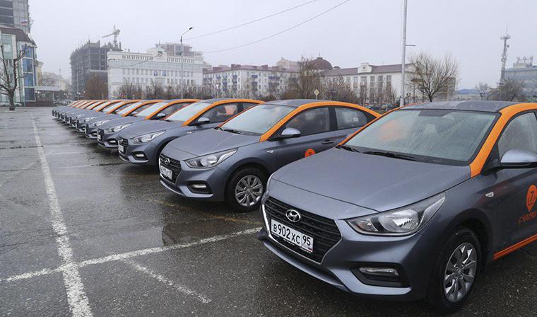 В Грозном открылся филиал каршеринговой компании «Делимобиль»