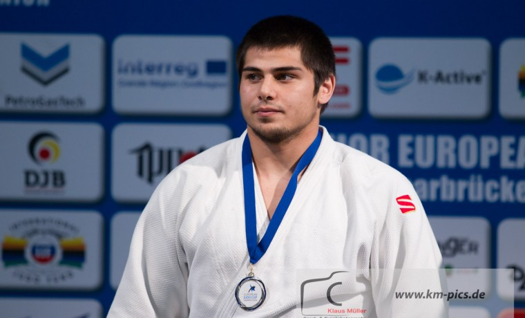 Тамерлан Башаев завоевал бронзу Олимпиады в Токио