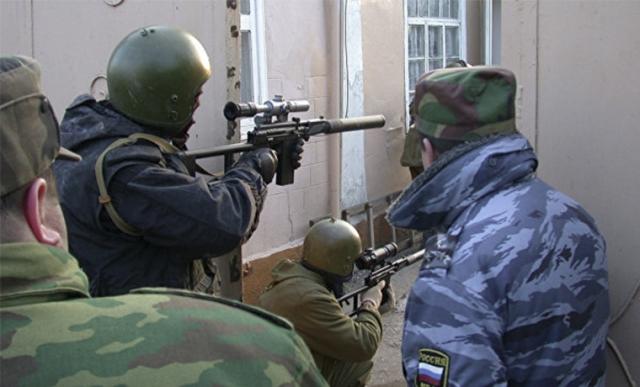 В России в 2018 году ликвидированы 65 террористов, в том числе 10 главарей бандгрупп