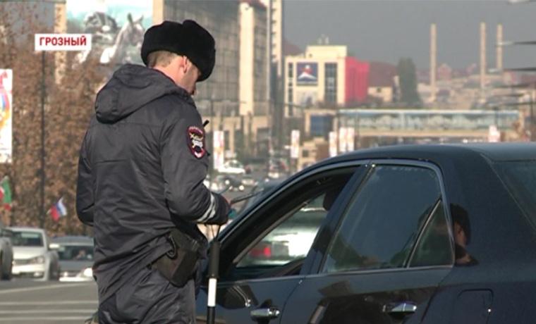 В Чечне продолжаются профилактические работы по предотвращению нарушений дорожного движения