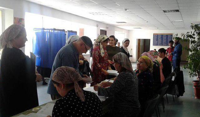 На муниципальных выборах в Чечне уже проголосовало более 10 тысяч избирателей