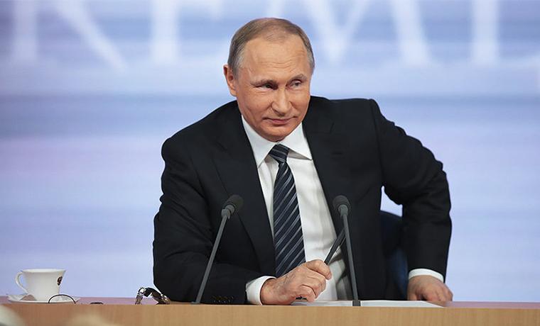 Владимир Путин увеличил дефицит бюджета этого года до 3 трлн рублей