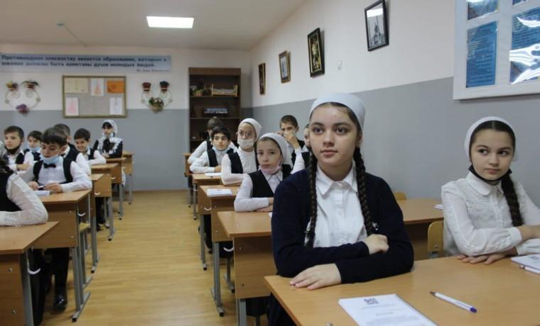 Школьники Грозного посетили Чеченский государственный педагогический университет