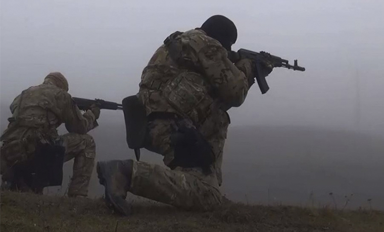 В Ингушетии уничтожили двух боевиков