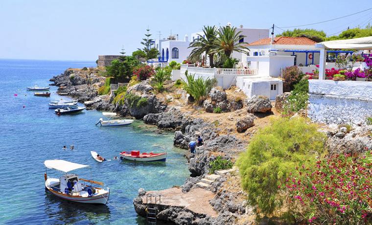 Греческие острова попросили ЕС о безвизовом въезде для российских туристов