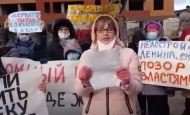 Следственный комитет начал проверку застройщика после обращения Барнаульских дольщиков  к Главе ЧР