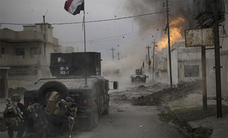 СМИ: не менее 15 человек погибли в результате двух взрывов близ Мосула