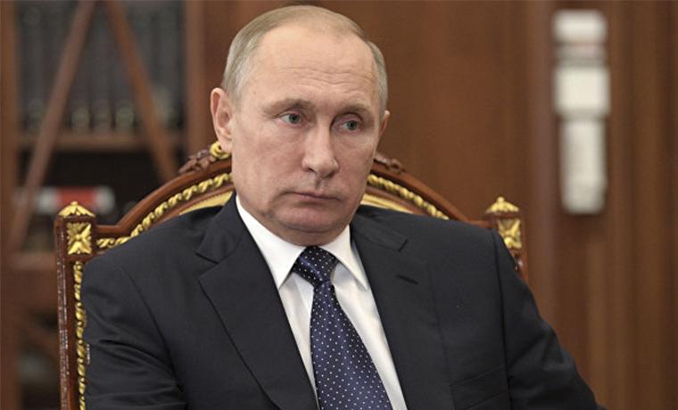 Владимир Путин обсудил с Совбезом итоги переговоров в Астане