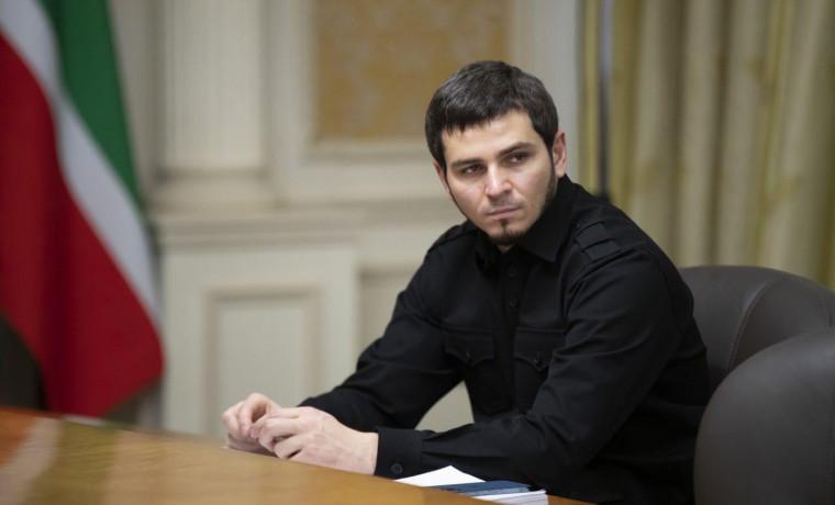 Хас-Магомед Кадыров в лидерах медиарейтинга первых лиц столиц СКФО