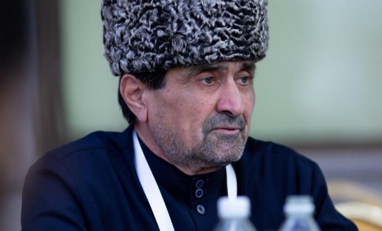 Ахмед Сагов поздравил Рамзана Кадырова со вступлением в должность Главы региона
