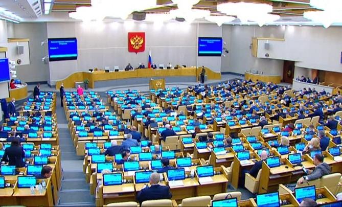 В Госдуму внесен ряд инициатив для реализации социальных положений Послания Президента России