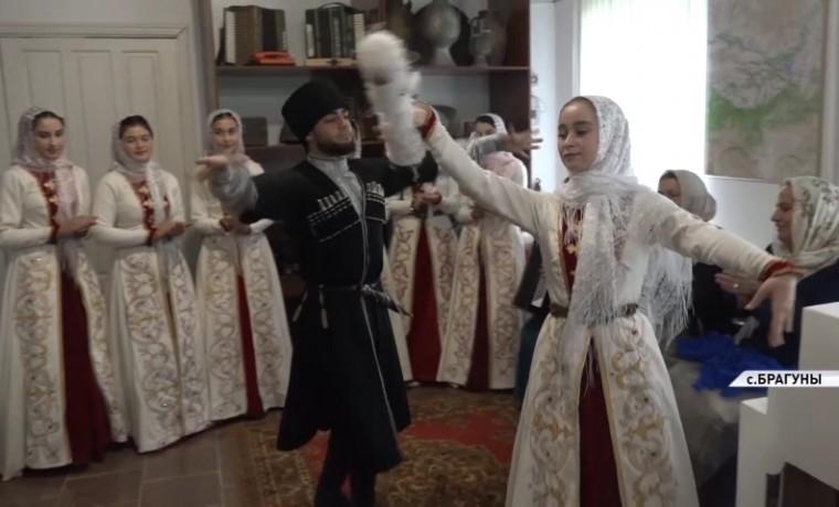 В республике отметили День кумыкской культуры в ЧР