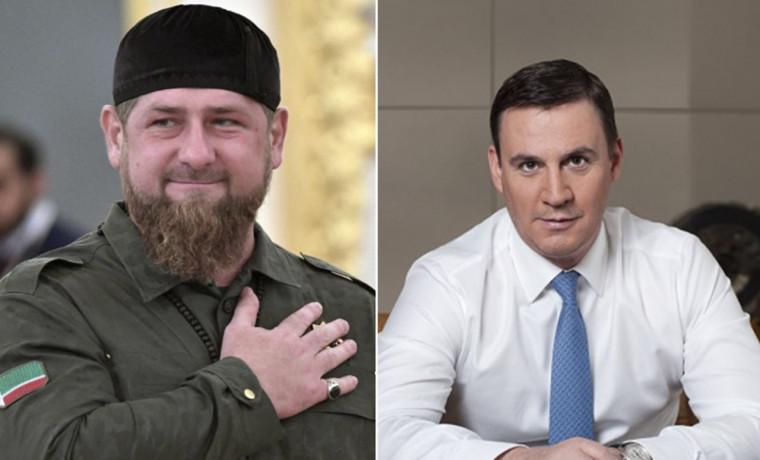 Рамзан Кадыров поздравил с днем рождения Дмитрия Патрушева