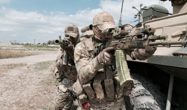 В ОГВ на Северном Кавказе подвели итоги служебно-боевой деятельности за прошедшую неделю