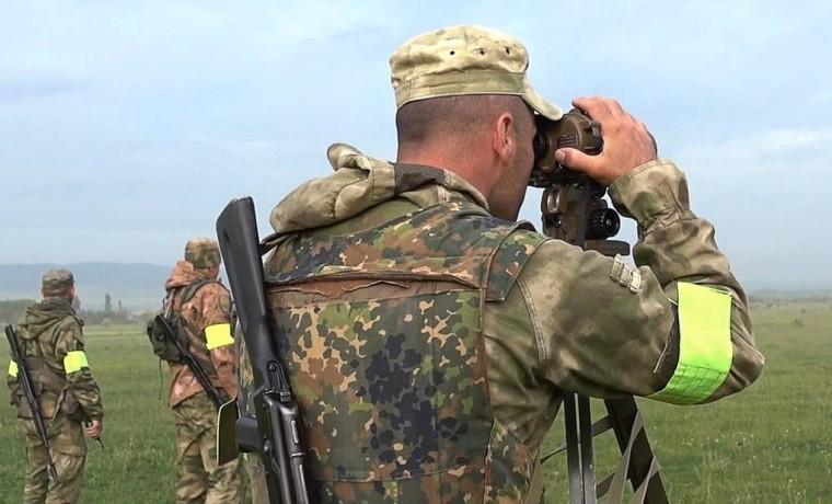 В Кабардино-Балкарии ликвидировали пятерых бандитов