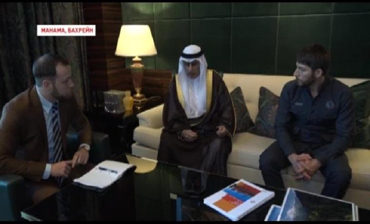 Чечня будет экспортировать произведенную продукцию в Бахрейн