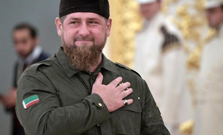 Рамзан Кадыров поздравил Башаева с бронзовой медалью олимпиады и пожелал удачи Имаму Хатаеву