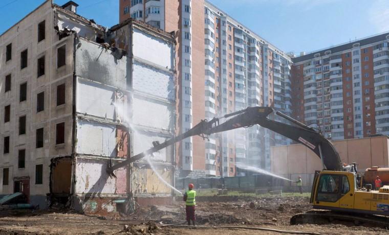 В России более 70 тыс. человек переселены из аварийного жилья за полгода