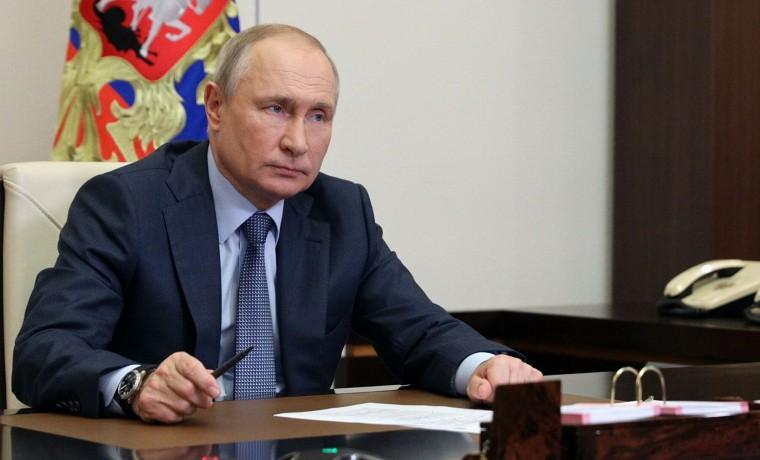 Владимир Путин назвал приоритеты в работе «Единой России» на ближайшие годы