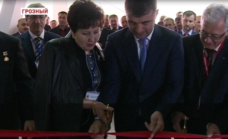 В Грозном открылась выставка «ЧеченАгроЭкспо-2013»