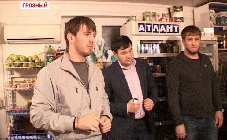 В Грозном прошел рейд, направленный на предотвращение продажи алкоголя
