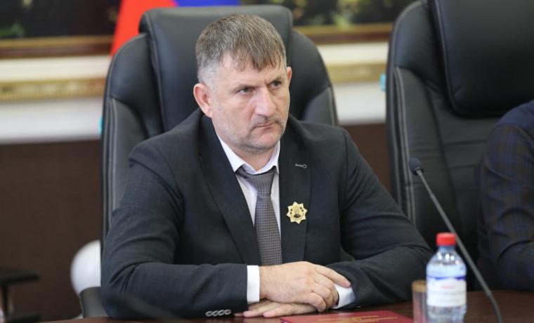 Исполняющим обязанности главы Гудермесского района назначен Хамзат Магамадов