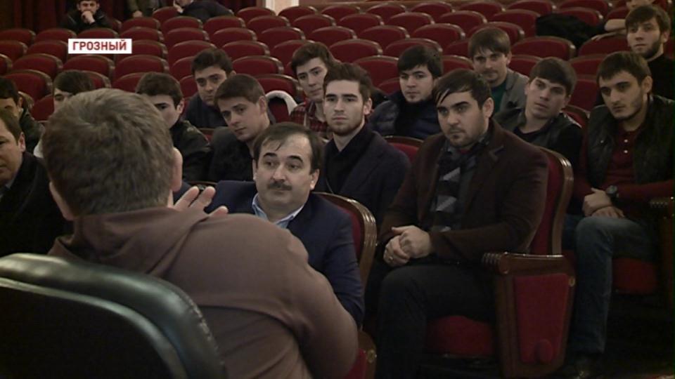 Рамзан Кадыров о состоянии чеченской культуры
