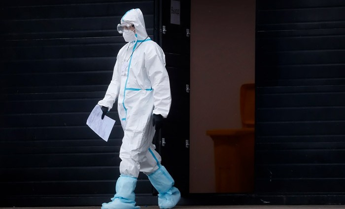 Еще 14 185 случаев заражения коронавирусом выявлено в России за минувшие сутки
