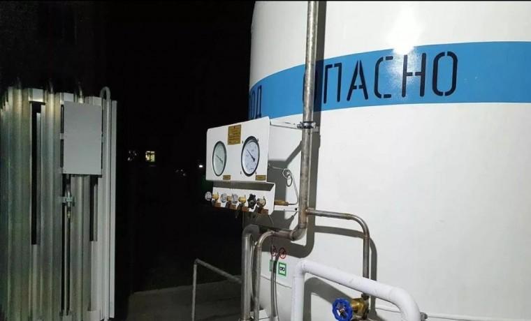 В Грозном в госпитале ветеранов войн заработал новый кислородный газификатор