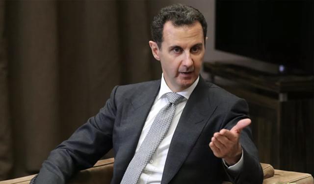 Башар Асад: Россия отправляет солдат на территорию Сирии, чтобы защитить собственный народ