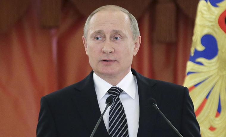 Работой Владимира Путина довольны 86 % россиян