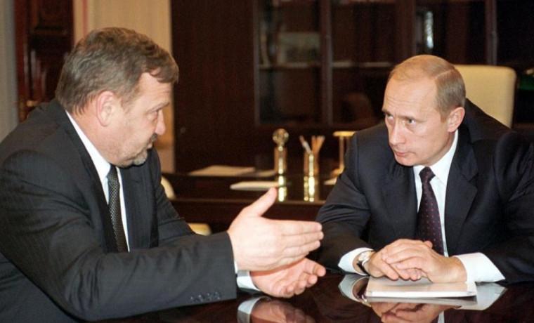 """Путин: """"Память об Ахмате-Хаджи Кадырове навсегда сохранится в наших сердцах"""""""