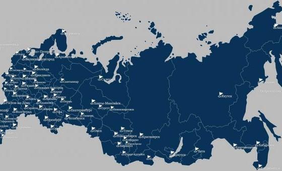 В России заработала интерактивная карта с ограничениями по COVID-19